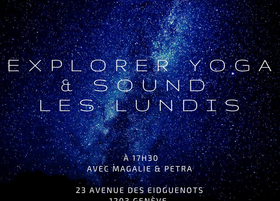Yoga & Sound – Monday 5:45